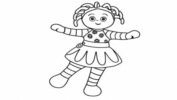 pontipines coloring pages - photo#12