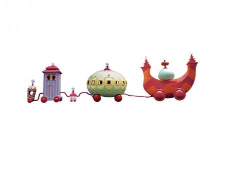 ninky nonk personnages dans le jardin des r ves h ros tiji. Black Bedroom Furniture Sets. Home Design Ideas