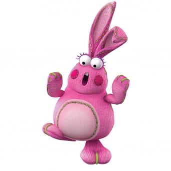Bunny est étonnée