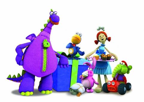 Dibo et tous ses amis