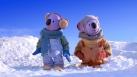 Les frères Koalas dans la neige