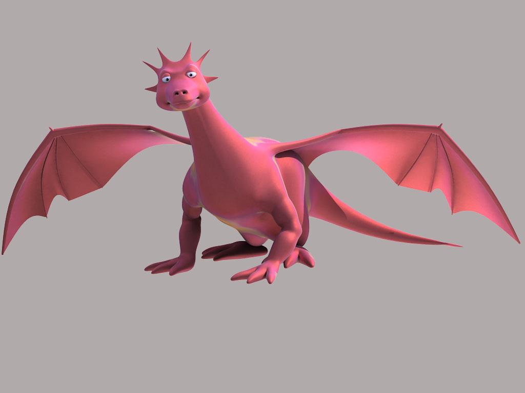 Images les boblins h ros tiji - Dragon arc en ciel ...