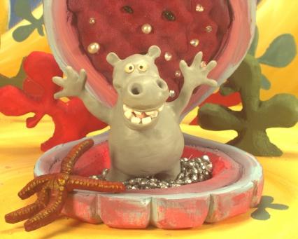L'hippopotame selon les Devinettes de Reinette