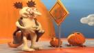 Le kangourou selon les devinettes de Reinette