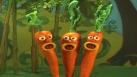 Les carottes selon les devinettes de Reinette
