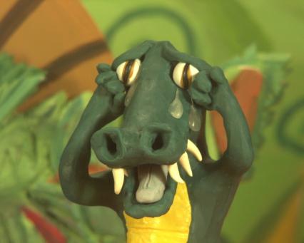 Les larmes de crocodile selon les devinettes de Reinette