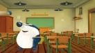 Blaise le blaireau est à l'école