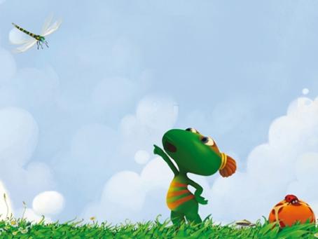 Lulu Vroumette et la libellule