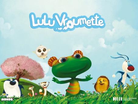 Lulu Vroumette et tous ses amis