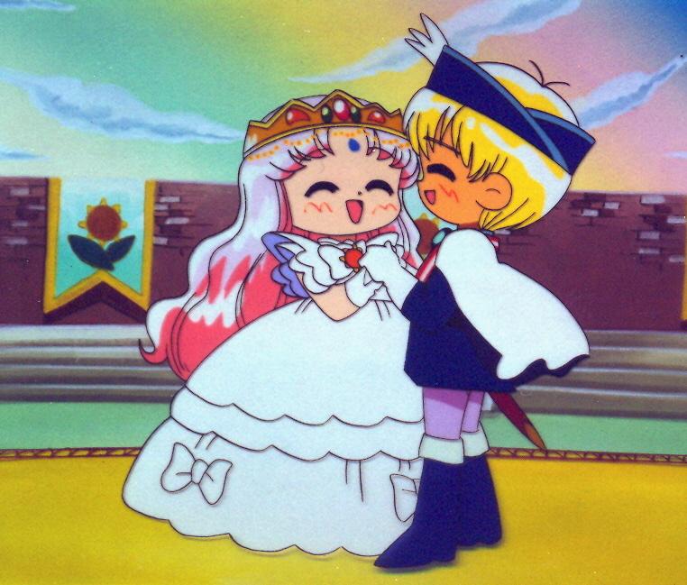 Coloriage Princesse Qui Danse Avec Prince.Images Le Royaume Des Couleurs Heros Tiji