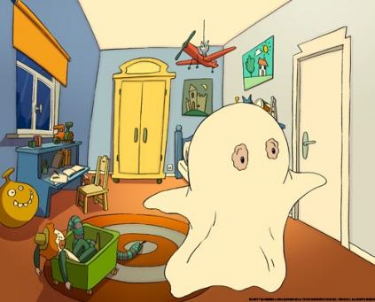 Un fantôme dans la maison?