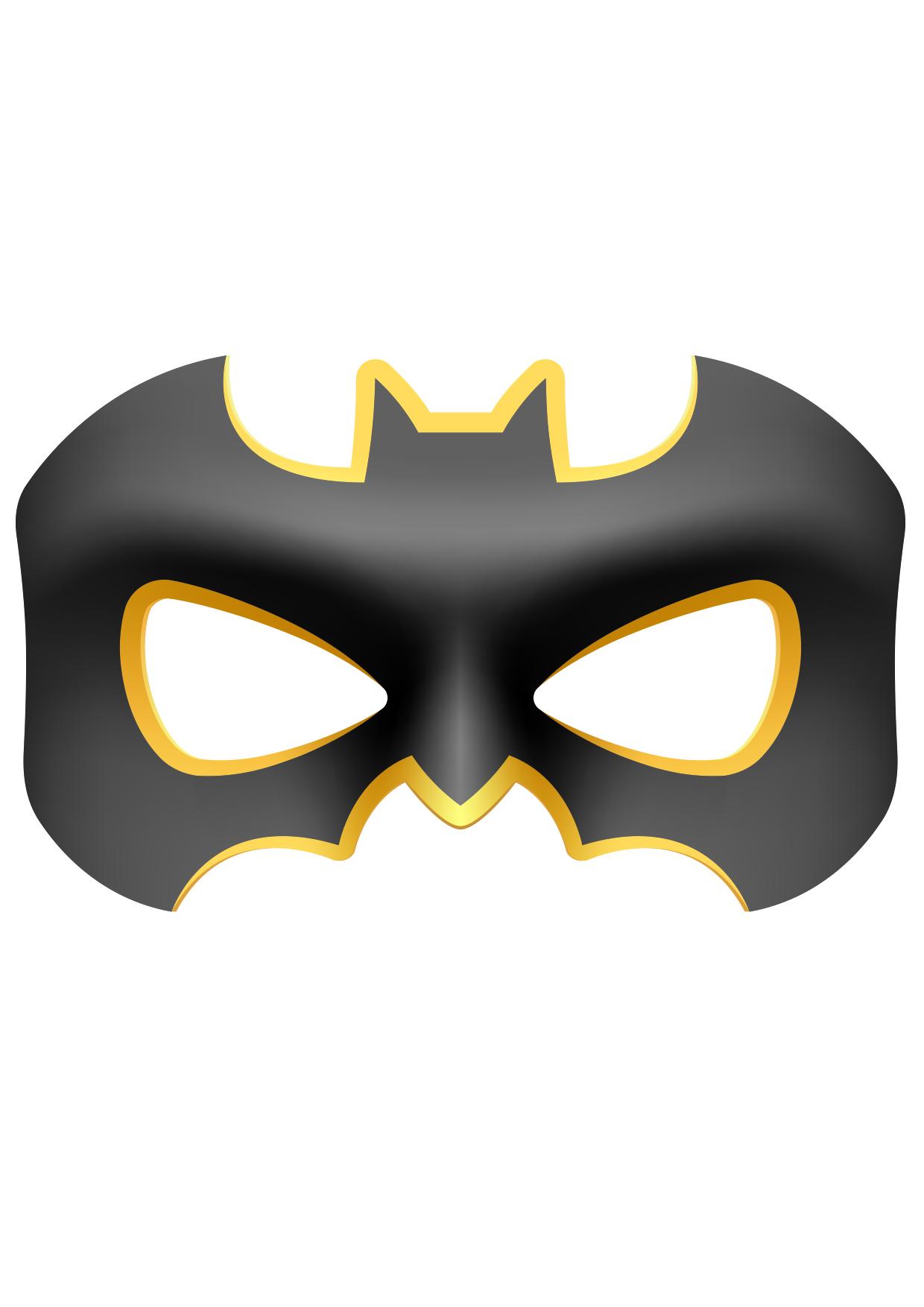Impressionnant dessin colorier masque de carnaval - Masque spiderman a imprimer ...