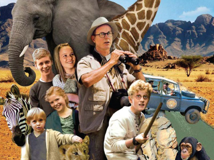 Revoir Un safari en folie - un safari en folie ! en streaming