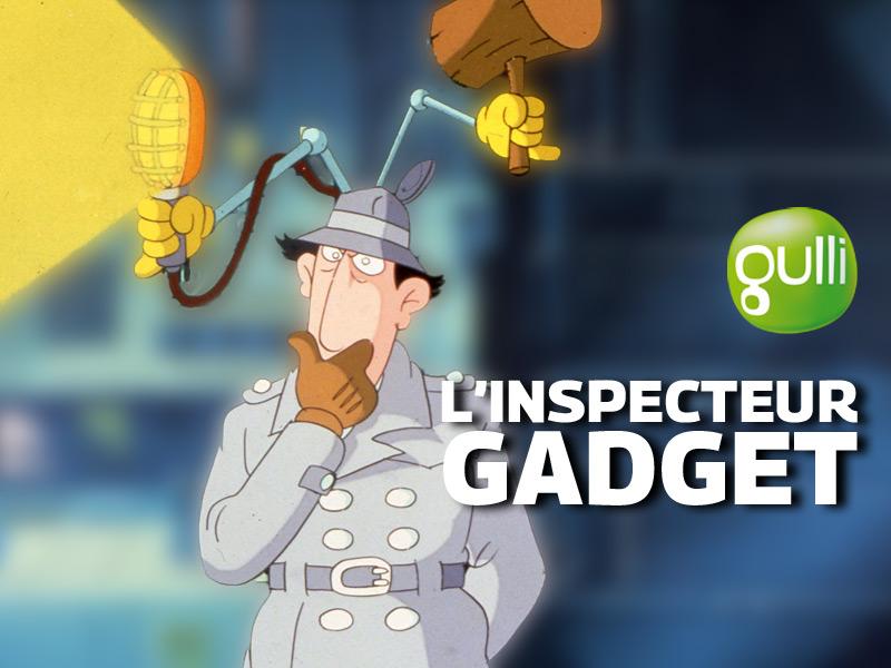 Inspecteur gadget en streaming