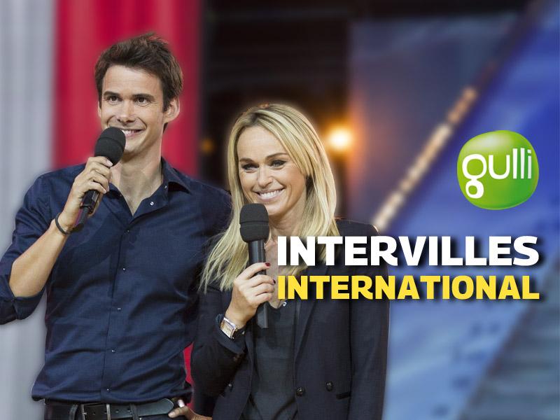 Revoir intervilles international en replay