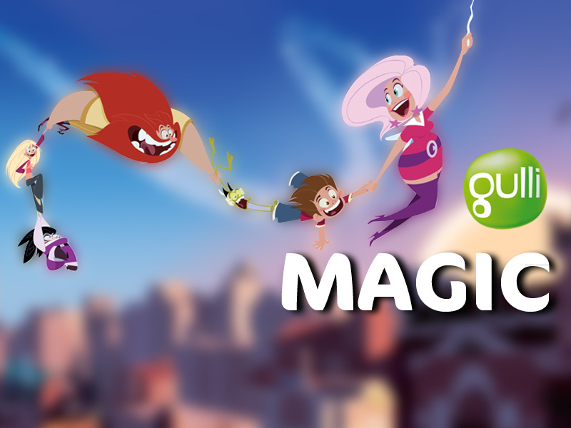 Magic : famille f��rique en streaming