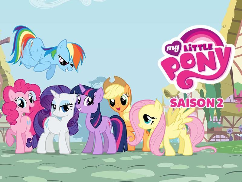 Revoir my little pony les amies c'est magique en replay