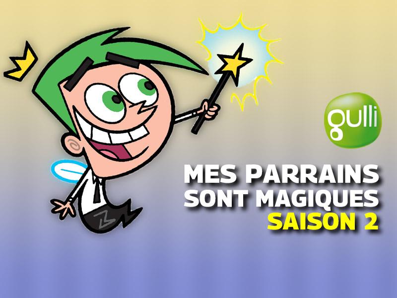 Revoir vos missions tv en relay et en streaming tv gratuite - Les parrains magiques ...
