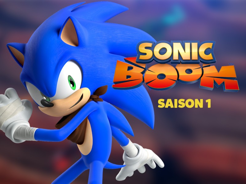 Sonic boom en streaming