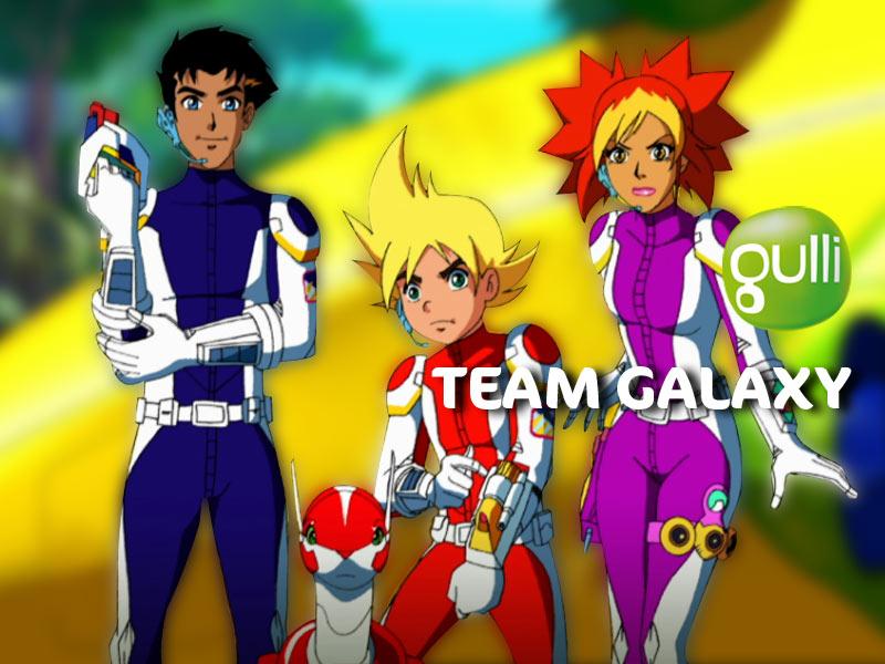 Team galaxy : le coll�ge de l'espace en streaming