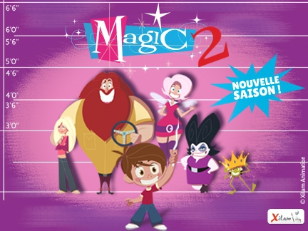 Magic Dessins Animés La Télé