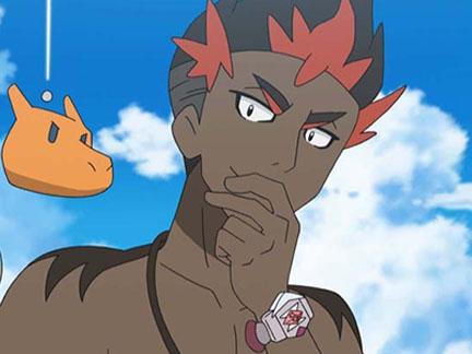 Otaquin Le Plus Malin Des Marins Pokémon La Série