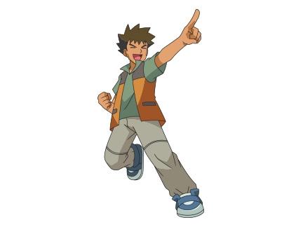 Pierre Les Dresseurs Saison 13 Personnages Pokémon