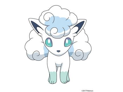 Goupix Dahola Les Pokémon De La Saison 20 22