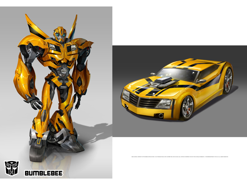 Bumblebee Bumblebee Personnages Transformers Prime