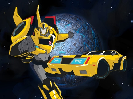 Bumblebee Autobots Personnages Transformers Robots In