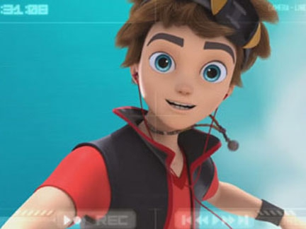 Zak Storm Super Pirate