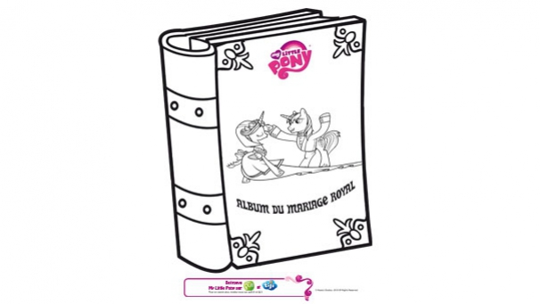 Coloriage Famille Royale.Les Dessins De My Little Pony My Little Pony Heros Tiji