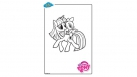 Coloriage My Little Pony - Twilight Sparkle