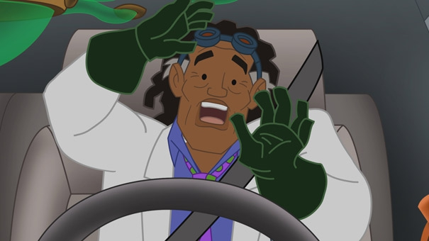 Transformer Rescue Bots, Doc Greene
