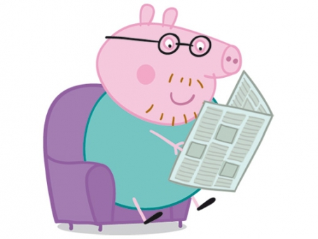 Daddy Pig - Images Peppa